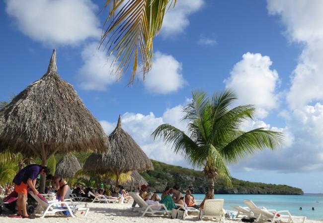 Lomaparatiisia etsimässä Curacaolla