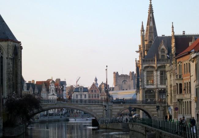 Yksin matkalla – Gent. Paljon nähtävää ja koettavaa!