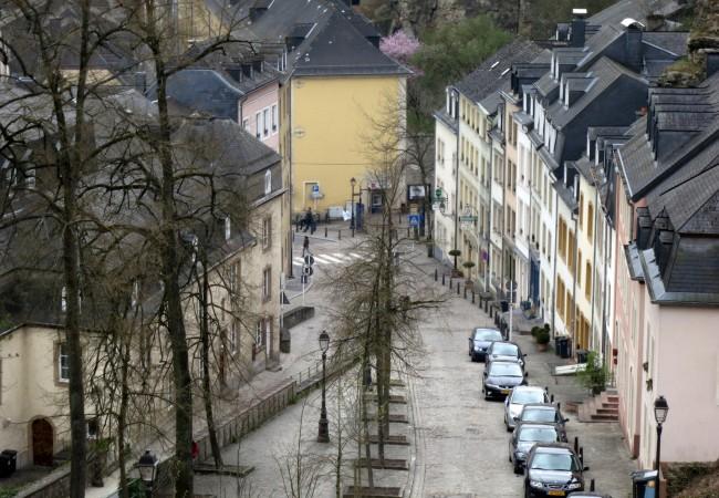 Sittenkin oikein viehättävä Luxemburg