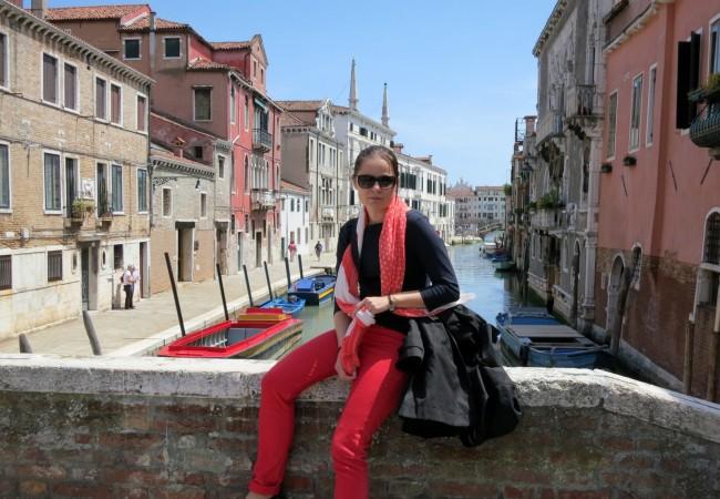 Uusia kulmia ja vakiosuosikkeja Venetsiassa