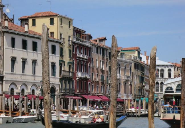 Lempipaikkani Venetsiassa