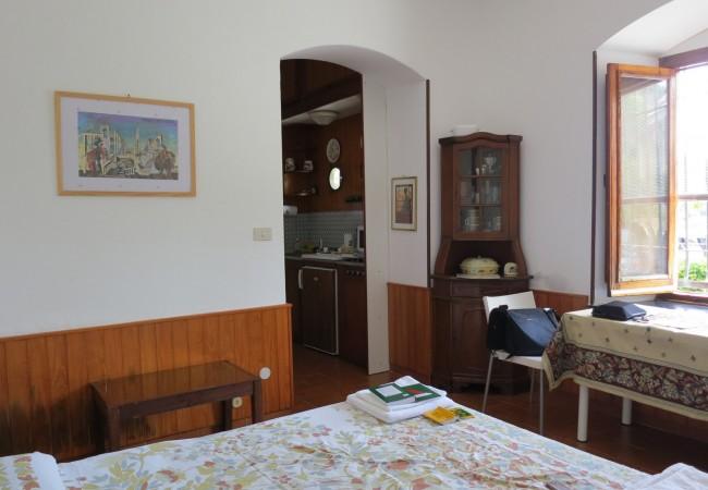 La mia casa – kaamea kämppä Rapallossa