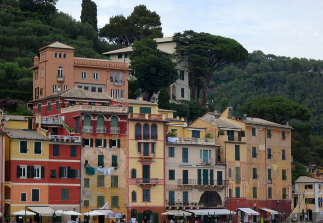 Santa Margheritasta Portofinoon ja laillinen ryöstö