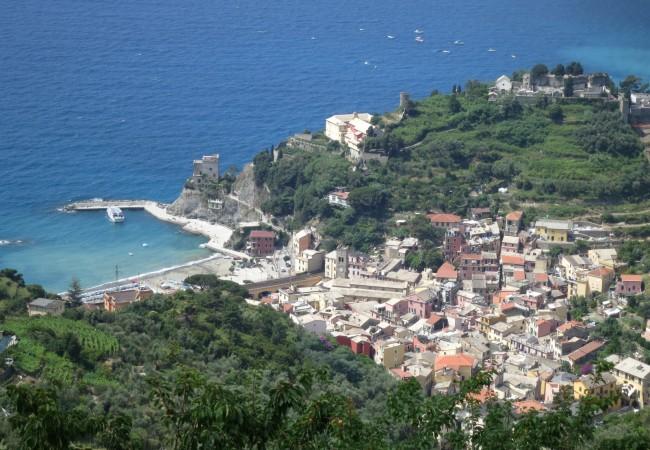 Aika maksaa velat – paluu Monterosso al Mareen