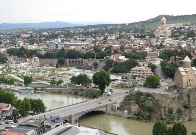 Hämmentävä Tbilisi – nähtävyyksiä ja elämää