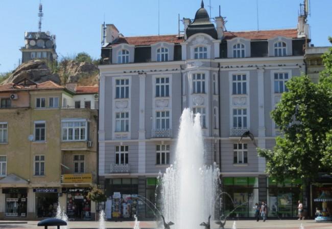 Plovdiv – erinomaista Bulgariaa sekin