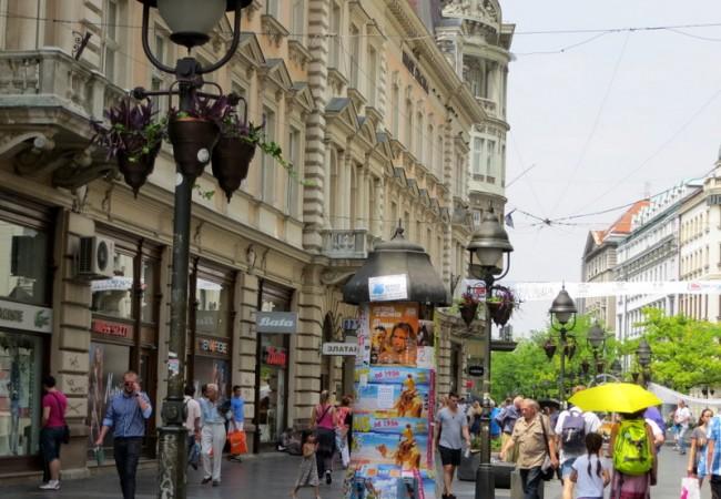 Belgrad – suurkaupunkitunnelmaa Itä-Euroopassa