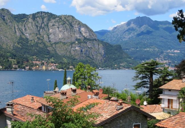 Vielä hetkeksi Como-järvelle