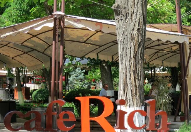 Yerevan – yllättävänkin länsimainen