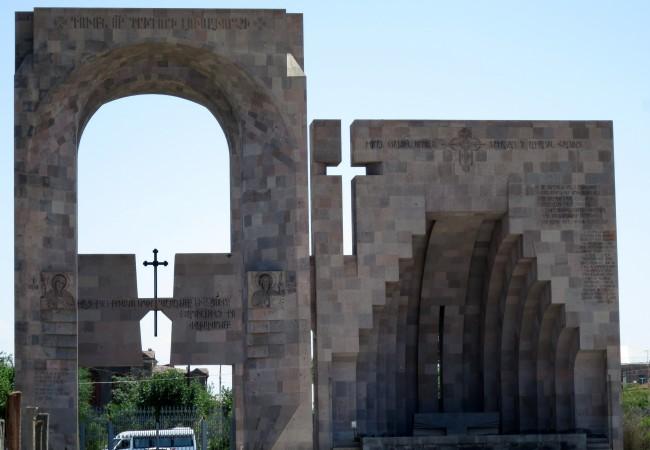 Pyhistä pyhin – Echmiadzin