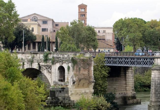 Jos olisi suuntavaisto… näkisin Roomaa vähemmän