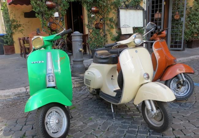 Trastevere – Rooman Kallio