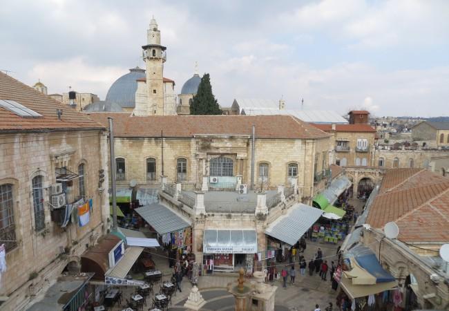 Uskonnollisessa Jerusalemissa
