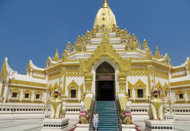 Sightseeing Yangonin tunnetuimmissa nähtävyyksissä