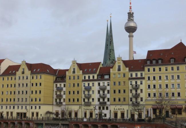 Ihastunut Itä-Berliiniin