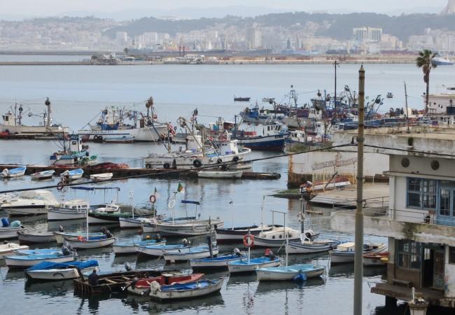 Rantaelämää Algerissa