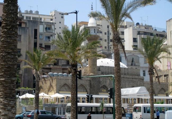 Ristiriitainen Beirut