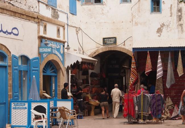Essaouira – ehkä kauneinta Marokkoa