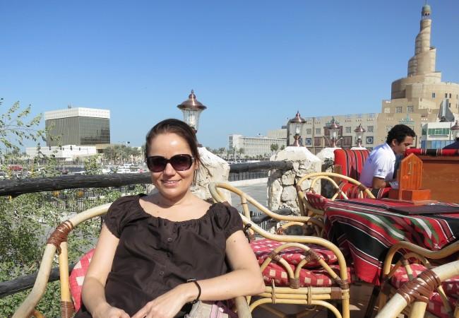 Toiveuusinnat: Qatar. Alkuun matkailijan perustarpeita – ruokaa ja ostoksia