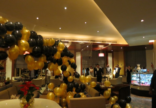 Uudenvuodenjuhlat Dohassa