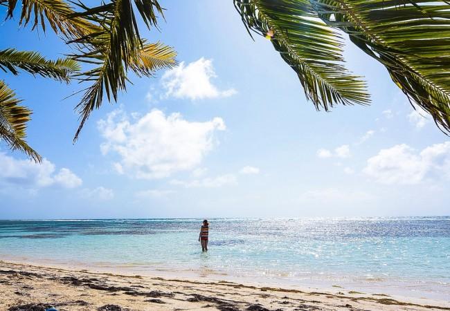 Kuvamatka lapsiperheen kanssa Guadeloupelle (by Milla)