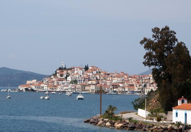 Päiväksi saaristoon – Póros ja Egina