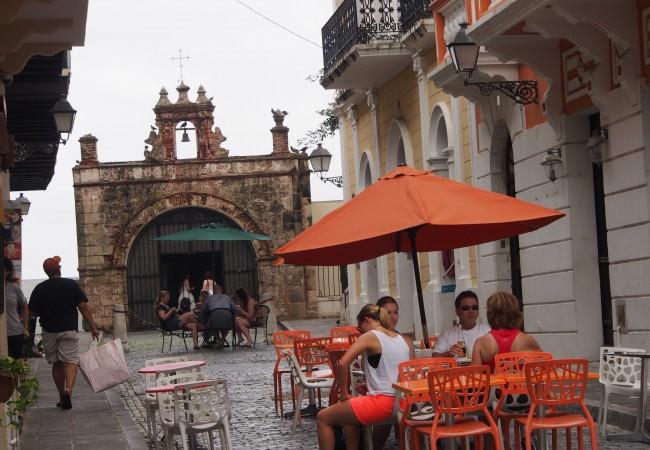 San Juanin paraatipuoli – kaunis vanha keskusta