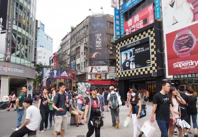 Juhannus Taiwanissa (maalla ja suurkaupungissa)