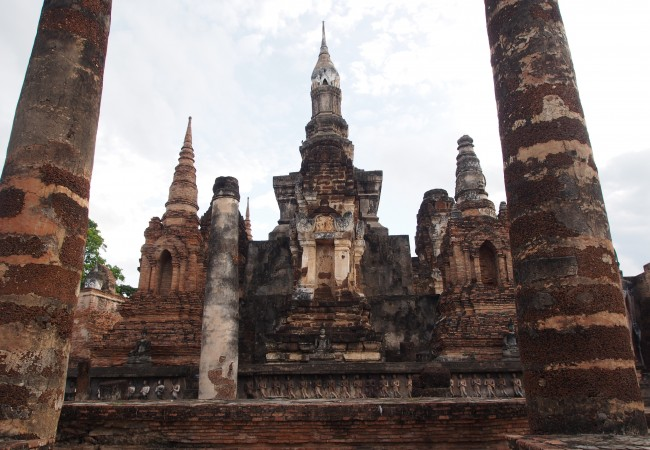 Thaimaan Angkor Wat – Sukhothai Historical Parc (UNESCO)