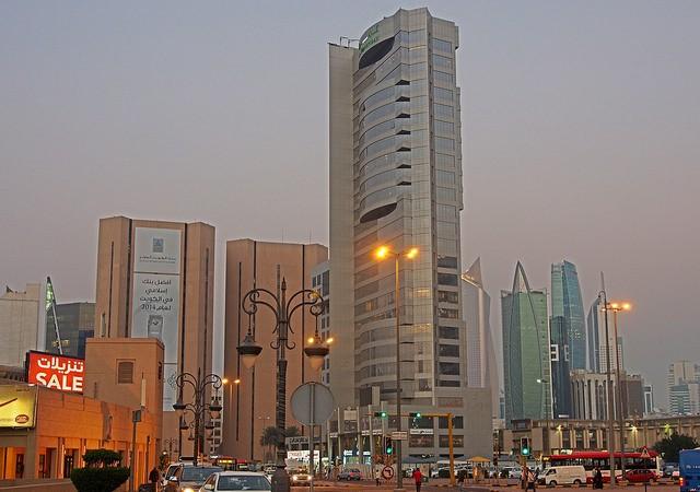 Ensitunnelmia Kuwaitista