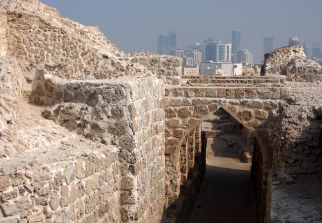 Bahrain – nähtävyyksiä hiekasta