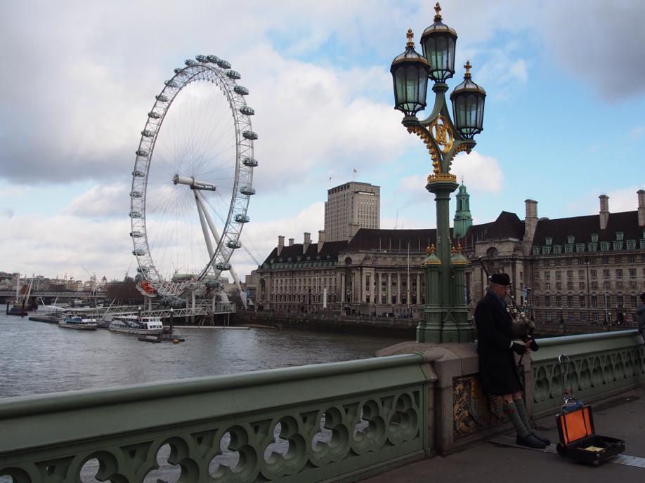 Pieni breikki Lontoossa  Travellover