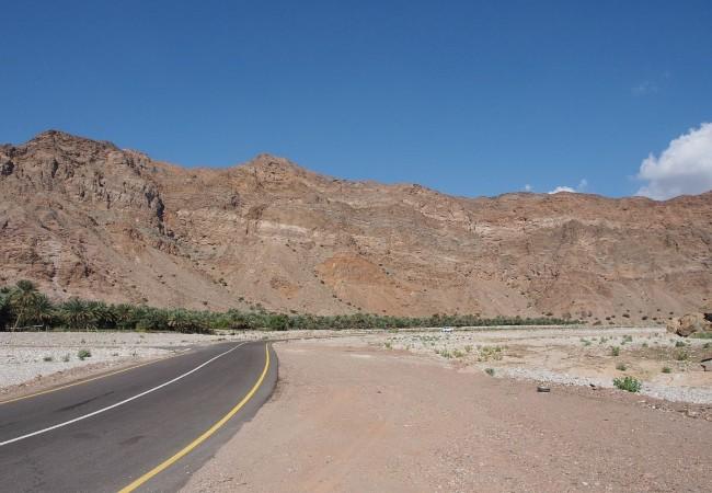 Omanissa on muutakin kuin aavikkoa