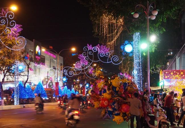 Vuohenvuosi alkuun – uudenvuoden juhlintaa Can Thossa