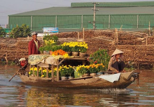 Veneretki Mekongilla