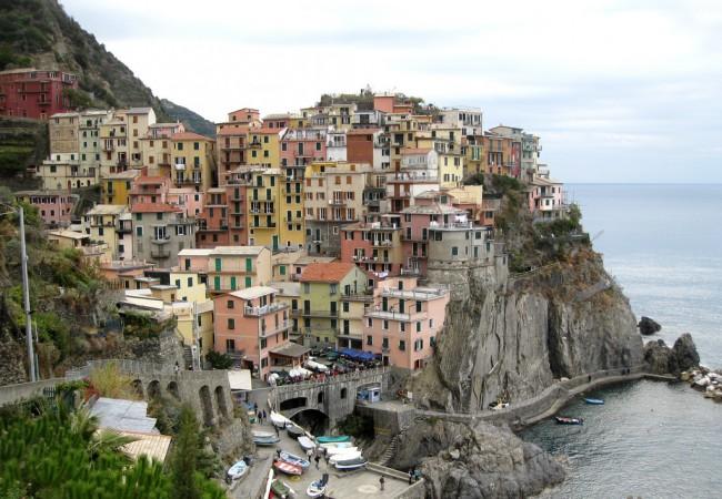 Minun näköiseni matka Italiaan (ja pari kilpailua)