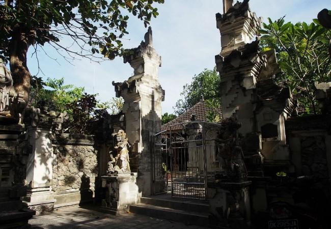 Pitkän matkan päässä Bali