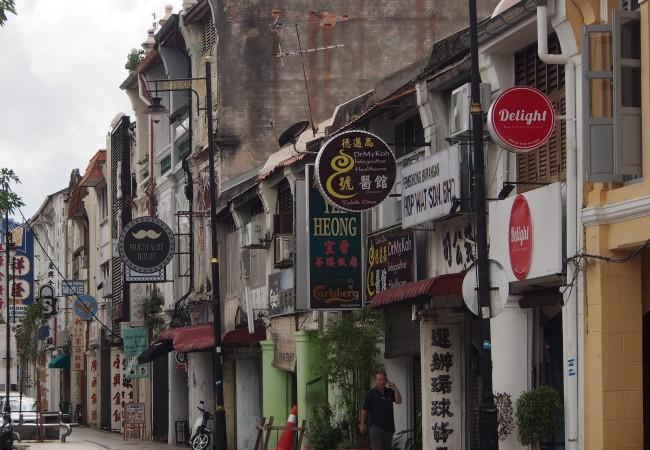 George Town – Penangin historiallinen helmi