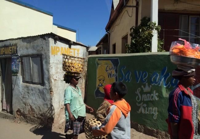 Madagaskarilla pääsee nopeasti Afrikka-tunnelmaan
