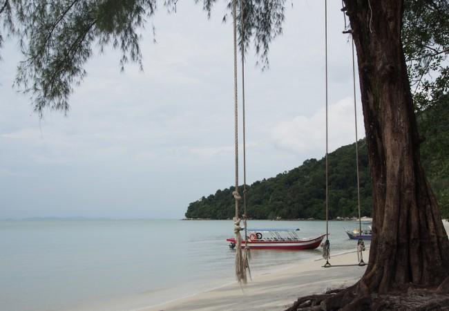 Monkey Beach – kiva ranta Penangilla