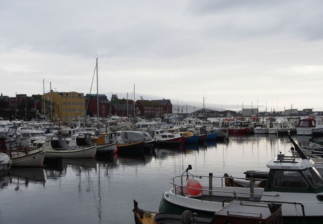 Tórshavn on sympaattinen pääkaupunki