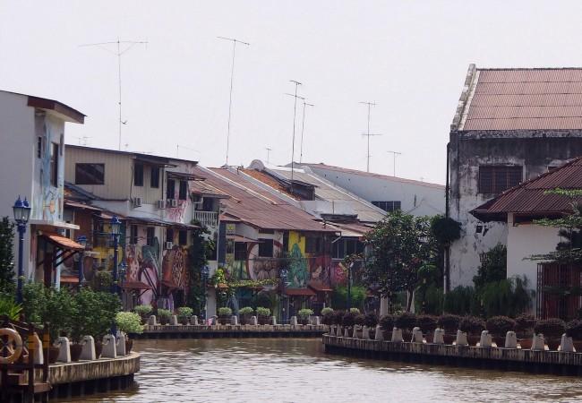 Malakka – Unesco-helmi Manner-Malesiassa