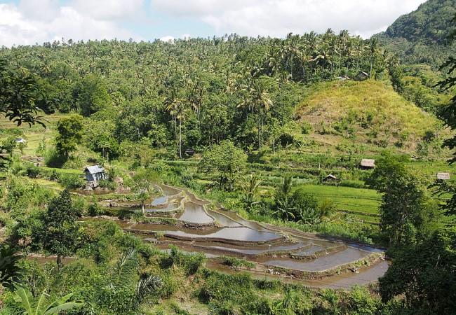 Candidasa leppoisaan lomailuun Balilla