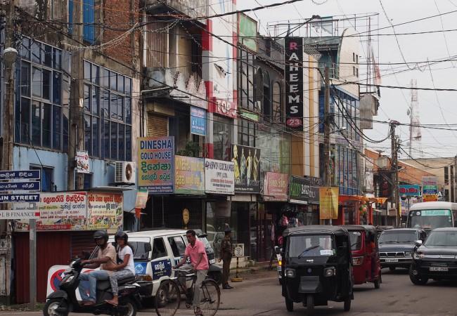 Negombo – monen turistin portti Sri Lankaan