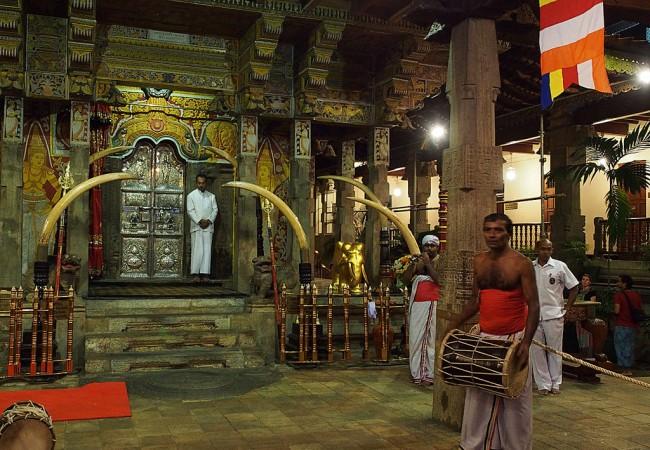 Kandy – ihan hyvä yritys löytää kulttuuria Sri Lankasta