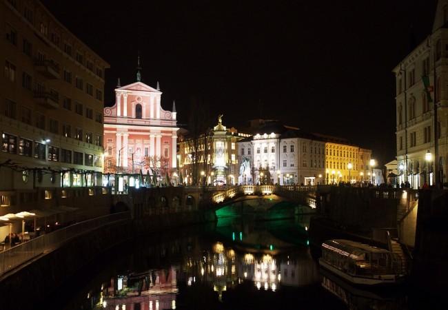 En muistanutkaan, että Ljubljana on näin ihana!