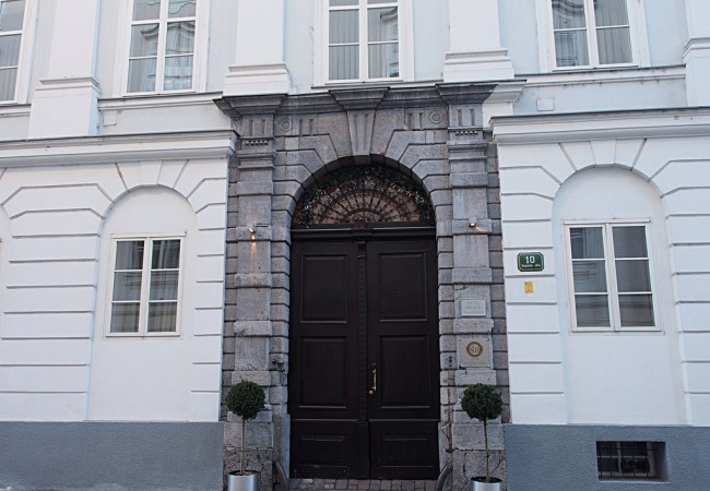 Sviitti yhdelle, kiitos. Antiq Palace Hotel and Spa on helmi Ljubljanassa