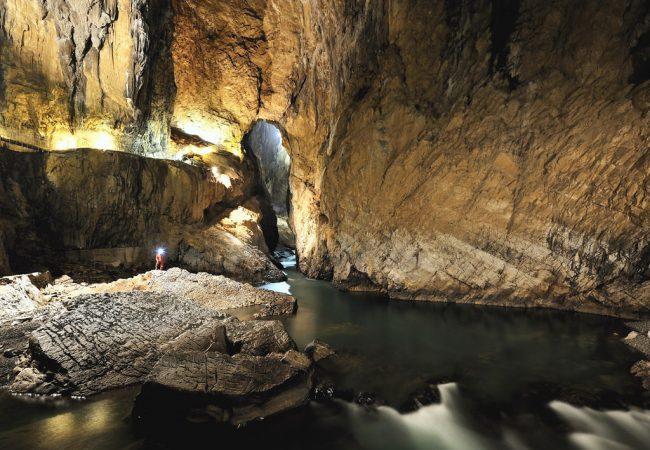 Škocjanin luolat – uskomaton Unesco-kohde Sloveniassa