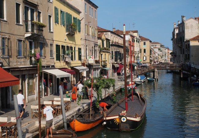 Onko rakkaus haihtunut? Minulle ja Venetsialle tullut bänksit?