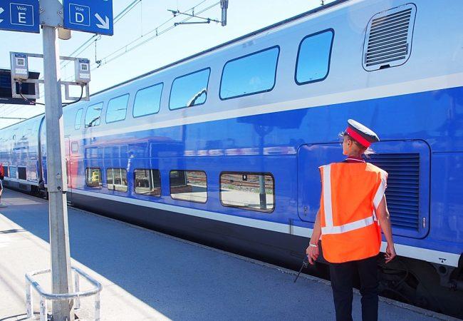 Aikuisten InterRail, osa 1. Oodi junamatkustamiselle